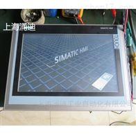 西门子TP1200显示开机画面维修
