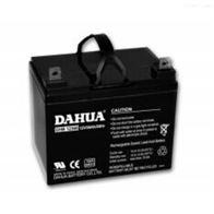 12V33AH大华蓄电池DHB12330销售提供正品