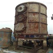 工厂停工闲置盘式连续干燥机处理