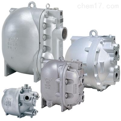 日本tlv内置蒸汽疏水阀的泵(PowerTrap)