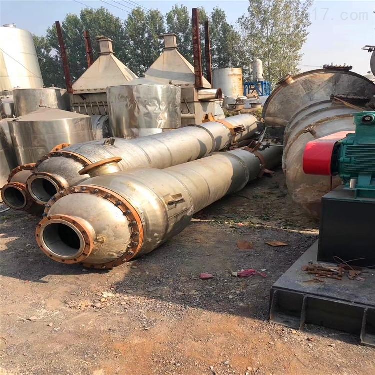 供应二手双效强制循环蒸发器