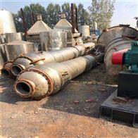供应二手多效低温浓缩废水处理设备蒸发器