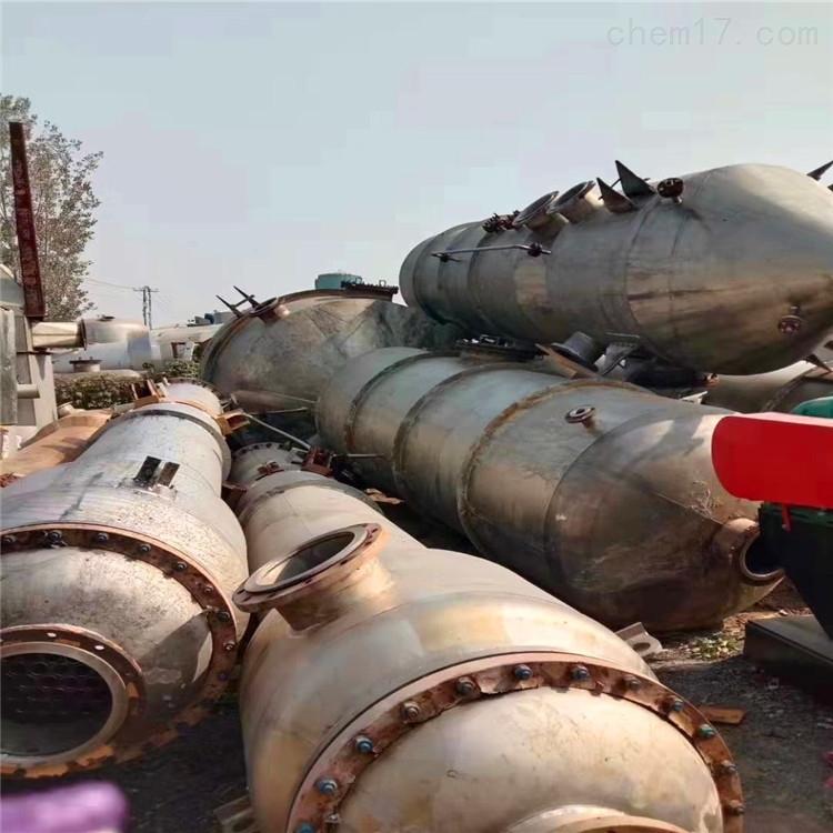 销售强制循环蒸发器工业废水处理二手价