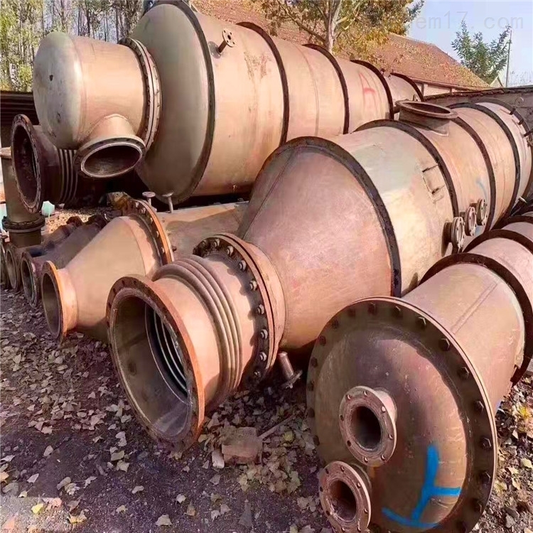 低价出售二手含盐废水蒸发器