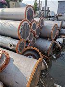 冷凝器二手不锈钢列管冷凝器