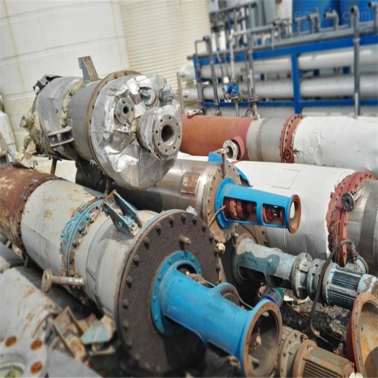 市场供应二手双效浓缩蒸发器