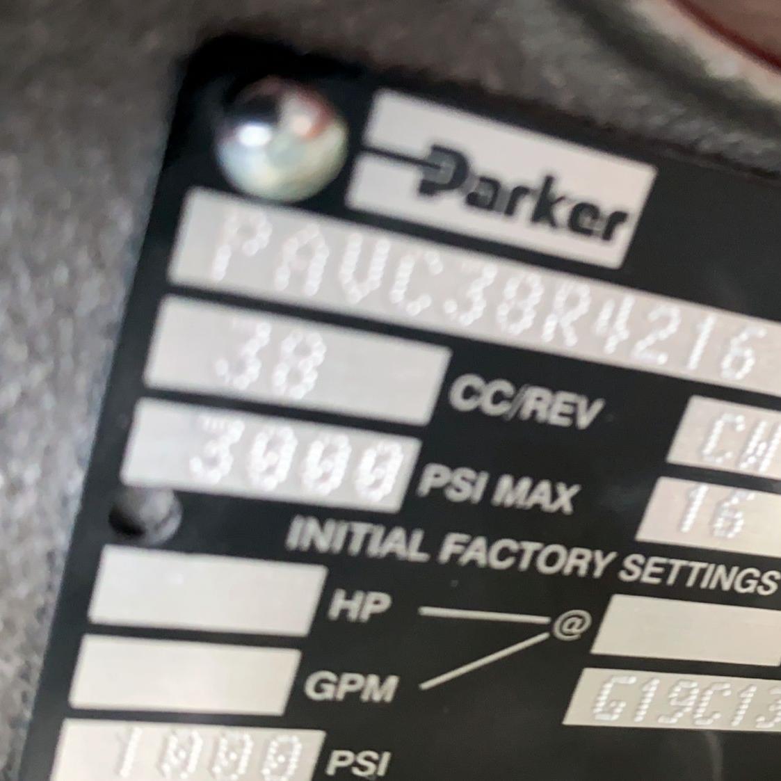 Parker派克节流阀TDA040EW09B2NXW21现货