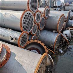 转让二手列管冷凝器 厂家直销 价格优惠