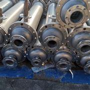 供应9成新二手不锈钢列管冷凝器