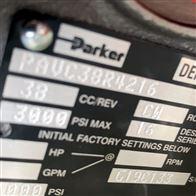 Parker派克叶片马达M4D 113 3N03 B102现货