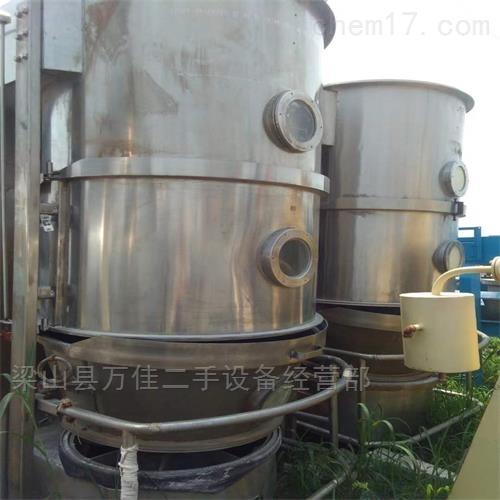 闲置120沸腾干燥机处理了
