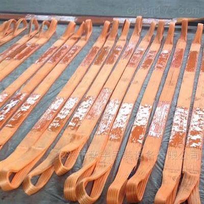 按需求涂胶防割吊装带起重吊带