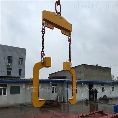 优质型卷板门吊钩钢卷吊具