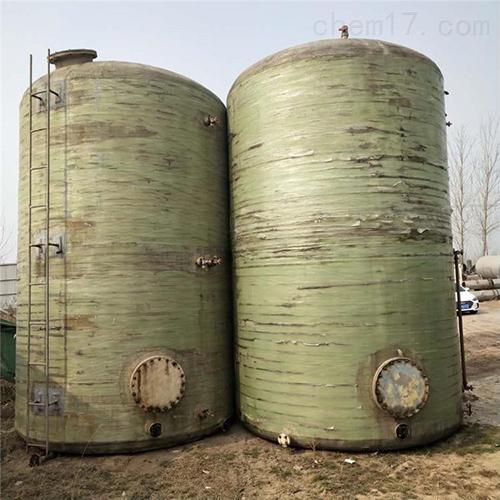 <strong>二手30吨玻璃钢储罐现货供应</strong>