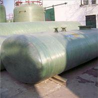 长期供应二手玻璃钢储罐现货供应