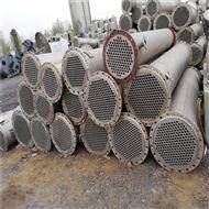 二手150平方不锈钢列管冷凝器价格