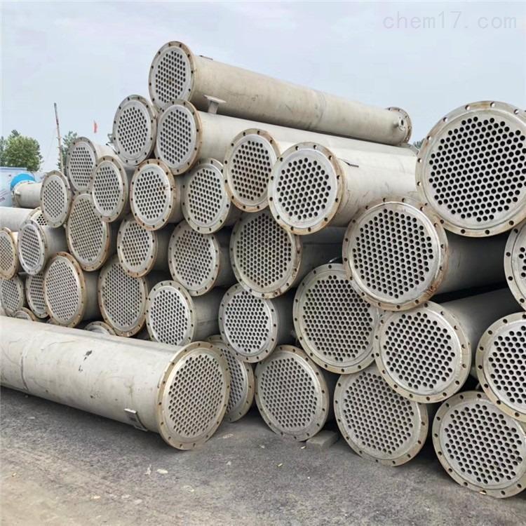 九成新二手不锈钢列管冷凝器价格
