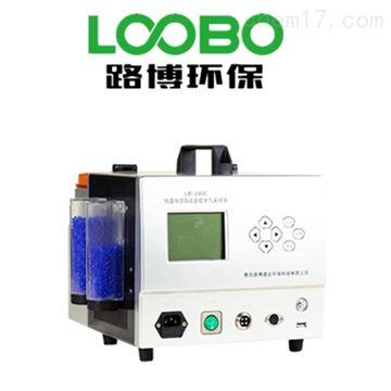 LB-2400(C)自动连续四路综合流量大气采样器