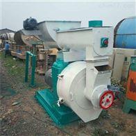 销售二手木粉稻壳生物质压块机