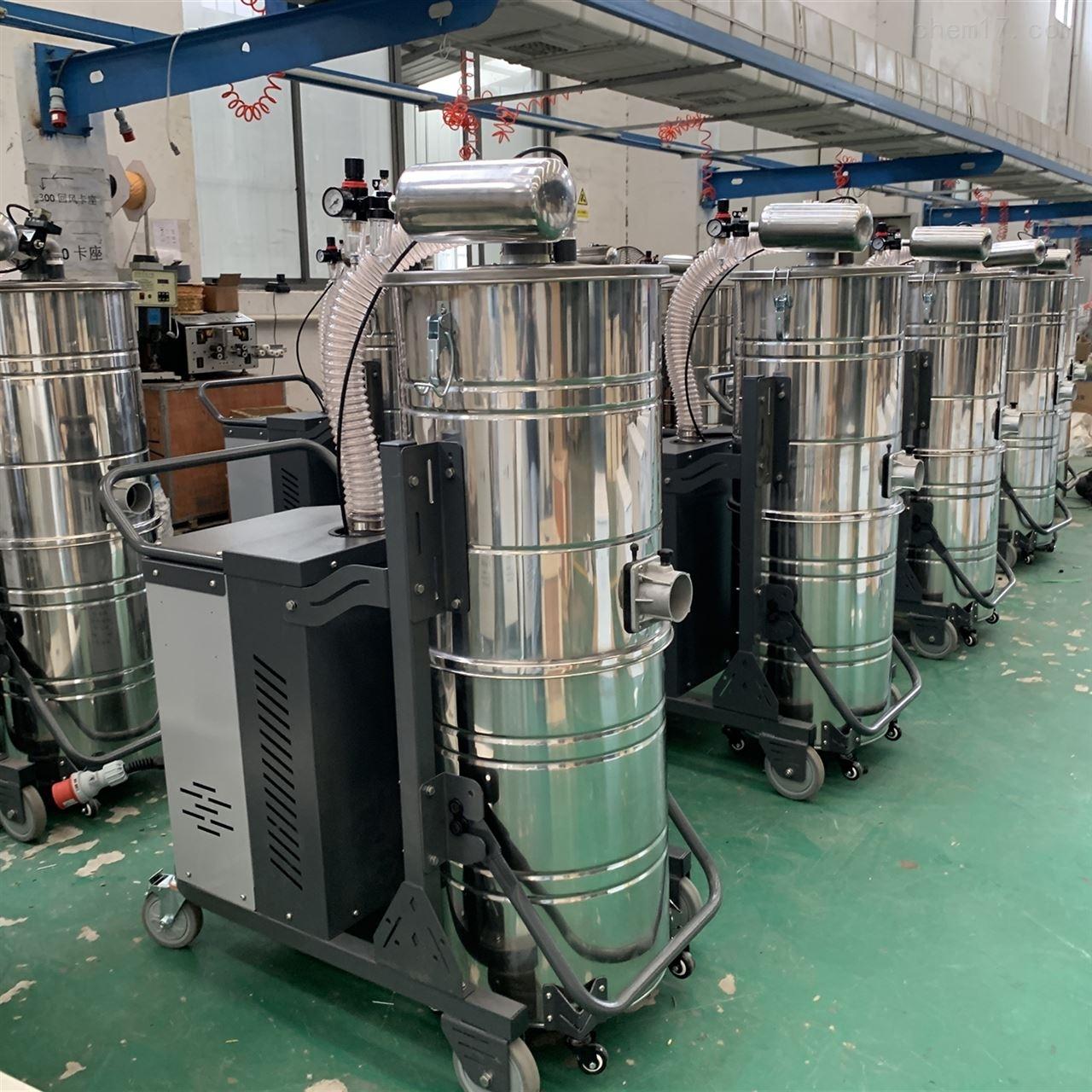 工业高压移动吸尘器
