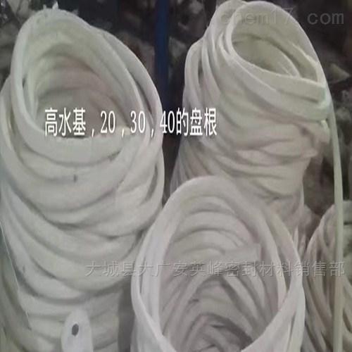 高水基 苎麻纤维盘根 水泵密封 盘根