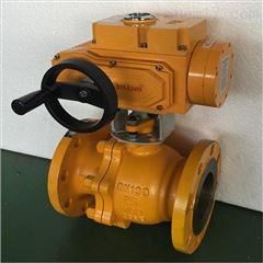 Q941F-25C-100电动天然气球阀