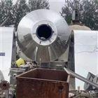 质量好二手不锈钢双锥干燥机回收
