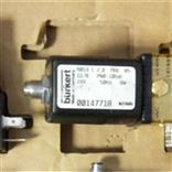 德国宝德00147718直动式两位三通柱塞电磁阀