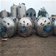 厂家供应5吨二手不锈钢反应釜