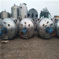特价出售二手5吨开式搪瓷反应釜