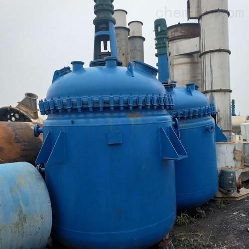长期供货二手电加热反应釜