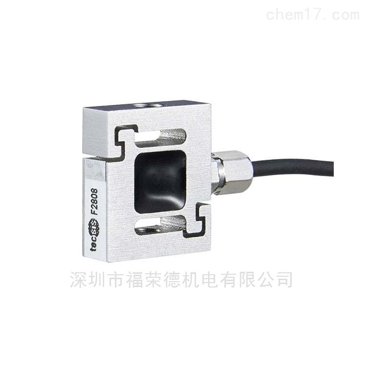 泰科思代理微型拉压力传感器F2808