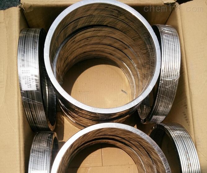 金属缠绕垫片,304LA金属石墨垫片,基本型