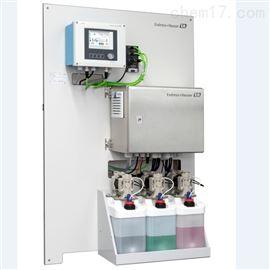 Liquiline Control CDC90瑞士E+H清洗和标定系统