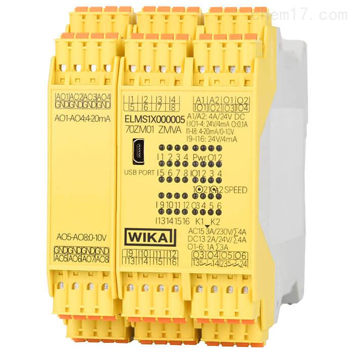 德国威卡WIKA安全电子模块