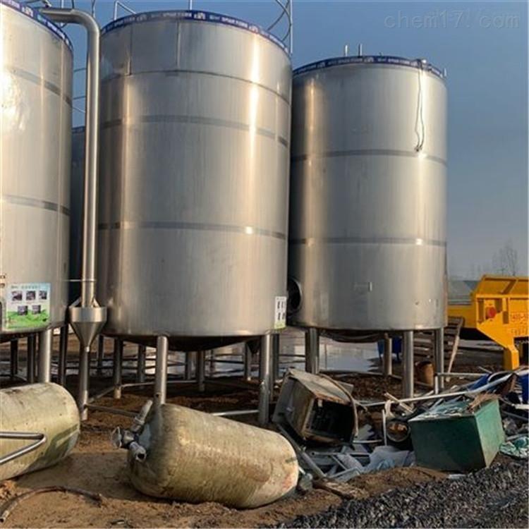 高价回收二手1吨到100吨生物发酵罐