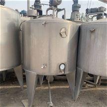 多种长期回收二手饮料厂 乳品罐 发酵罐