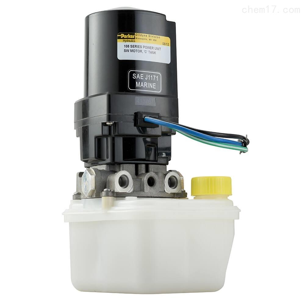 美国派克 PARKER紧凑型液压动力单元