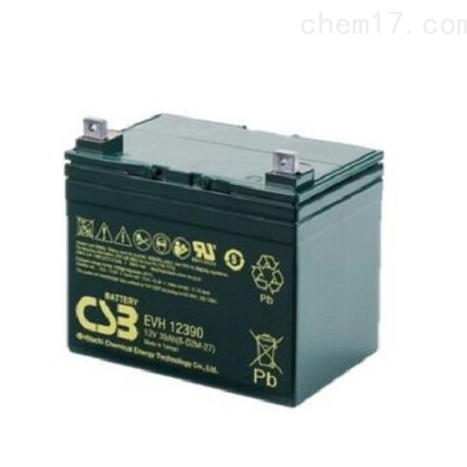 CSB蓄电池EVH12390区域代理