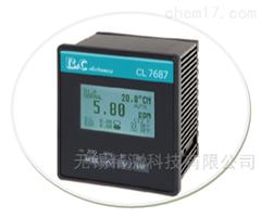 污水余氯监控仪CL7687