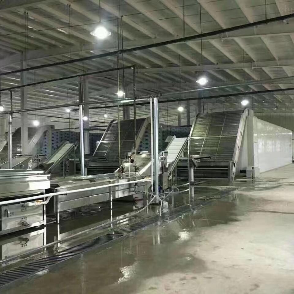 化工材料网带式干燥机