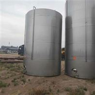 长期回收二手不锈钢液体储罐