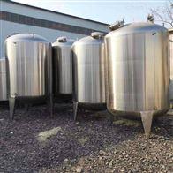低价转让二手304不锈钢材质储罐