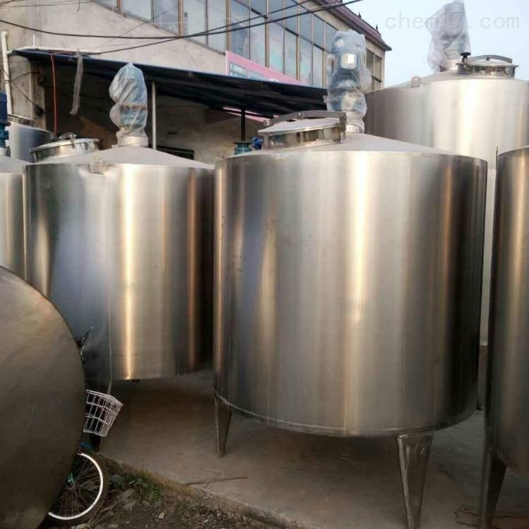 供应二手10吨不锈钢发酵保温罐