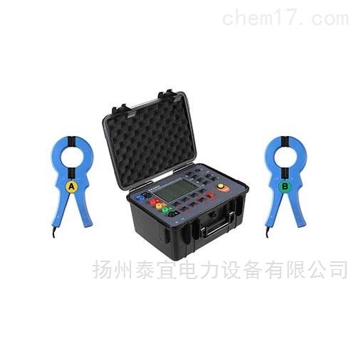 双钳接地电阻测试仪全套装置