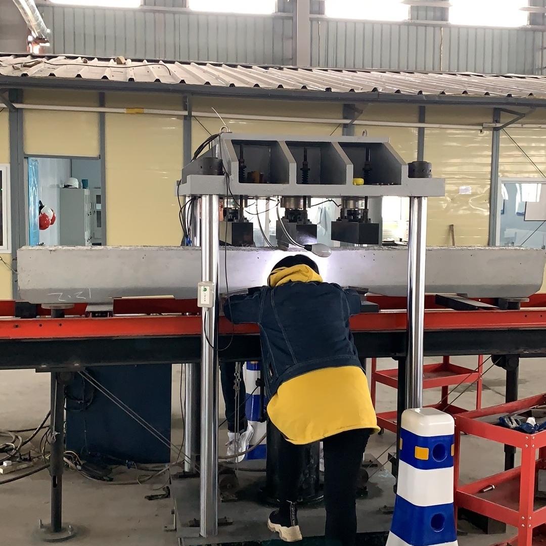 300吨钢轨静弯试验机专业生产厂家