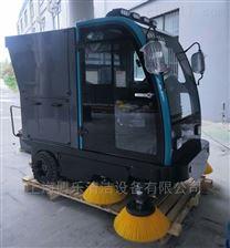 BL-2180電動駕駛式掃地車帶高壓清洗