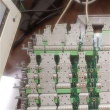 西门子直流调速器上电报F018开关量短路