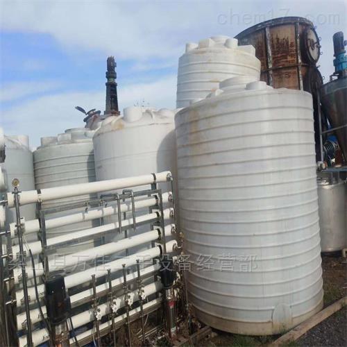 公司闲置多台10立方PP罐处理