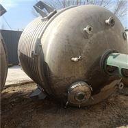 低价供应高价回收二手电加热不锈钢反应釜